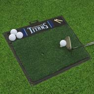 Tennessee Titans Golf Hitting Mat