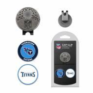 Tennessee Titans Hat Clip & Marker Set