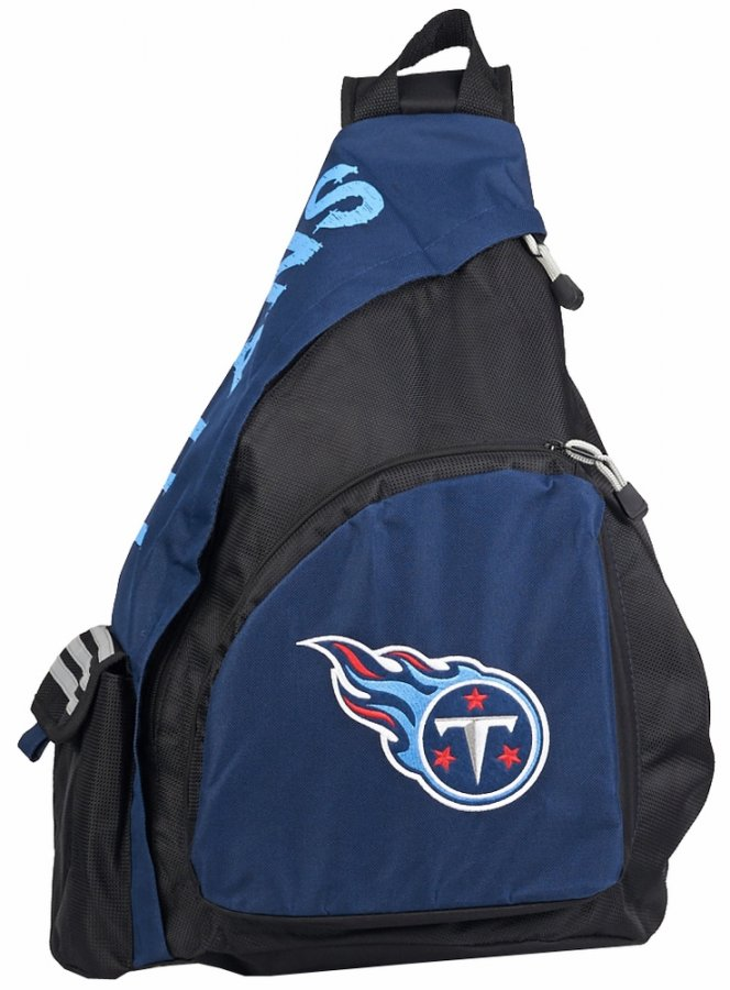 Tennessee Titans Leadoff Sling Backpack