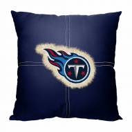 Tennessee Titans Letterman Pillow