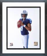 Tennessee Titans Marcus Mariota 2015 Posed Framed Photo