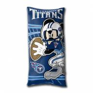 Tennessee Titans Mickey Mouse Body Pillow