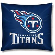 Tennessee Titans 18 Inch Toss NFL Pillow