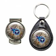 Tennessee Titans RealTree Key Chain & Money Clip