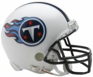 Tennessee Titans Riddell VSR4 Mini Football Helmet