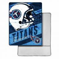 Tennessee Titans Sherpa Foot Pocket Blanket