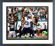 Tennessee Titans Shonn Greene 2014 Action Framed Photo