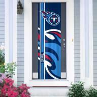 Tennessee Titans Door Banner