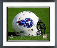 Tennessee Titans Tenessee Titans Helmet Framed Photo