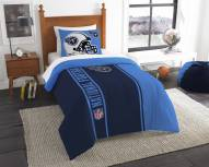 Tennessee Titans Twin Comforter & Sham Set