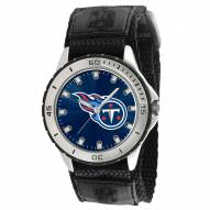 Tennessee Titans Veteran Velcro Mens Watch