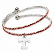 Tennessee Volunteers Amped Logo Crystal Bracelet