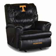 Tennessee Volunteers Big Daddy Leather Recliner