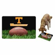 Tennessee Volunteers Dog Bowl Mat
