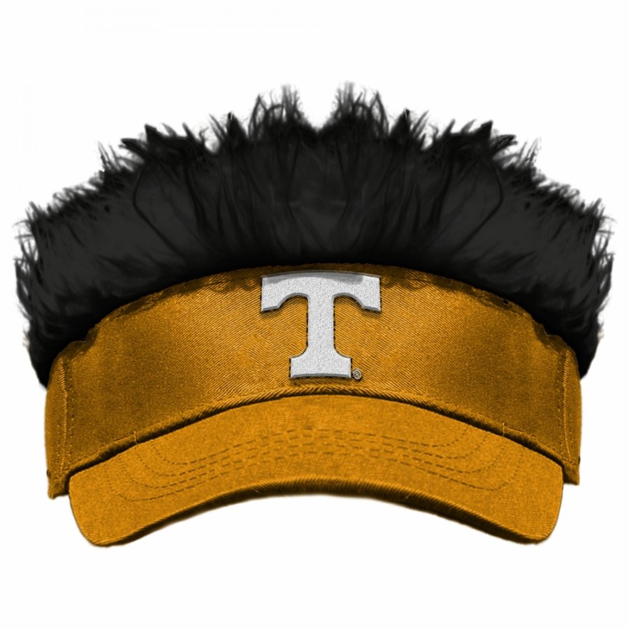Tennessee Volunteers Flair Hair Visor