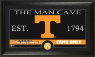 Tennessee Volunteers Man Cave Bronze Coin Panoramic Photo Mint
