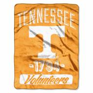 Tennessee Volunteers Micro Grunge Blanket