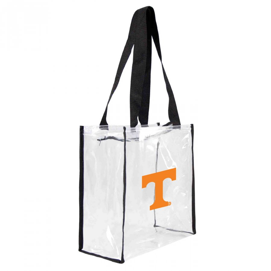 Tennessee Volunteers NCAA Clear Square Stadium Tote