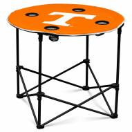 Tennessee Volunteers Round Folding Table