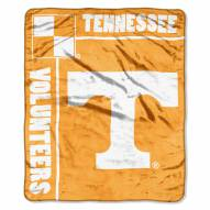 Tennessee Volunteers School Spirit Raschel Throw Blanket
