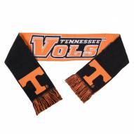 Tennessee Volunteers Split Logo Reverse Scarf