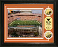Tennessee Volunteers Stadium 24KT Gold Coin Photomint