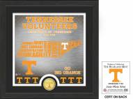 Tennessee Volunteers State Bronze Coin Photo Mint