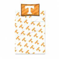 Tennessee Volunteers Twin Bed Sheets