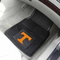 Tennessee Volunteers Vinyl 2-Piece Car Floor Mats
