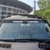 Tennessee Volunteers Windshield Decal
