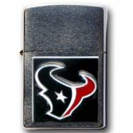 Houston Texans Large Emblem NFL Zippo Lighter