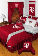 Texas A&M Aggies NCAA Sideline Bed Set