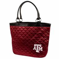 Texas A&M Aggies Quilted Tote Bag