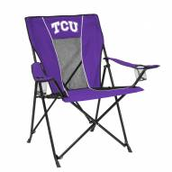 Texas Christian Horned Frogs Game Time Tailgate Chair