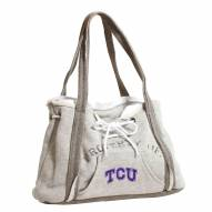 Texas Christian Horned Frogs Hoodie Purse