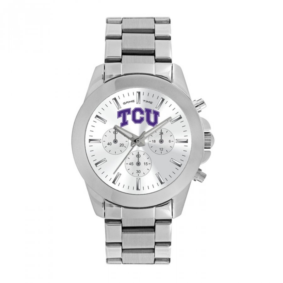 Texas Christian Horned Frogs Ladies Knockout Watch