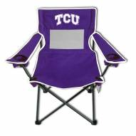 Texas Christian Horned Frogs Monster Mesh Tailgate Chair