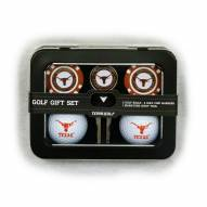 Texas Longhorns 2 Ball/2 Chip Golf Gift Set