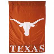 "Texas Longhorns 28"" x 40"" Banner Flag"