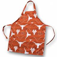 Texas Longhorns All Over Apron