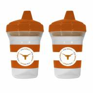 Texas Longhorns Sippy Cup - 2 Pack