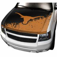 Texas Longhorns Car Hood Cover