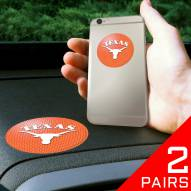 Texas Longhorns Cell Phone Grips - 2 Pack