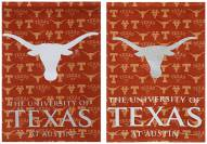 Texas Longhorns Double Sided Glitter Garden Flag