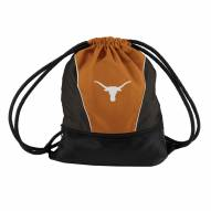 Texas Longhorns Drawstring Bag