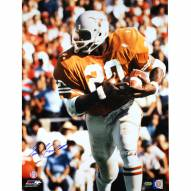 "Texas Longhorns Earl Campbell Signed 16"" x 20"" Photo"