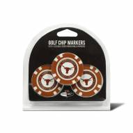 Texas Longhorns Golf Chip Ball Markers