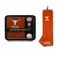 Texas Longhorns Golf Gift Set