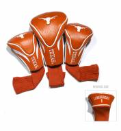 Texas Longhorns Golf Headcovers - 3 Pack