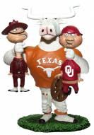 Texas Longhorns Lester Double Choke Rivalry Figurine